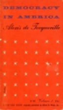 Democracy in America, Volume 2 (Vintage…