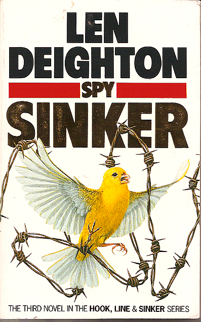 Spy Sinker cover