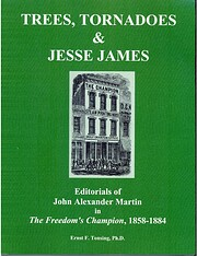 Trees, Tornadoes & Jesse James Editorials of…