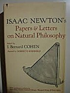 Isaac Newton's Papers and Letters on…