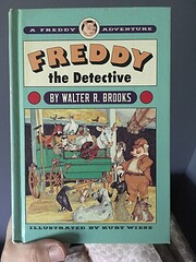 Freddy the Detective (The Freddy Books) –…