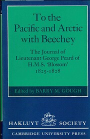 To the Pacific and Arctic with Beechey: The…