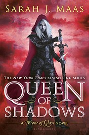 Queen of Shadows: Throne of Glass 4 af Sarah…
