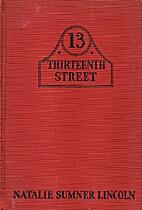 13 Thirteenth Street by Natalie Sumner…
