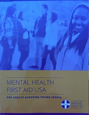 Youth Mental Health First Aid USA por…