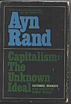Capitalism, the unknown ideal by Ayn Rand