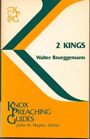 2 Kings: Knox Preaching Guides av Walter…