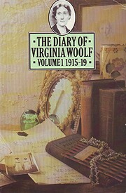 The diary of virginia woolf volume one…