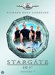 Stargate SG-1 Season 7 Boxed Set –…