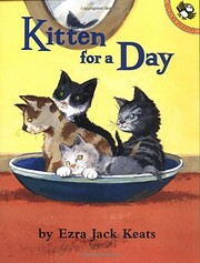 Kitten for a Day (Picture Puffins) di Ezra…