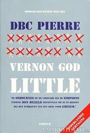 Vernon God Little – tekijä: DBC Pierre
