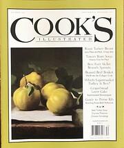 Cook's Illustrated November/December 2017…