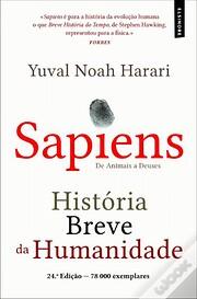 Sapiens por Yuval Noah Harari