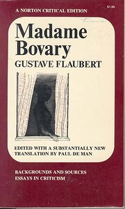 Madame Bovary (Norton Critical Editions) av…