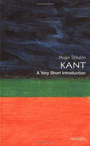 Kant: A Very Short Introduction af Roger…