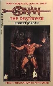 Conan The Destroyer af Robert Jordan