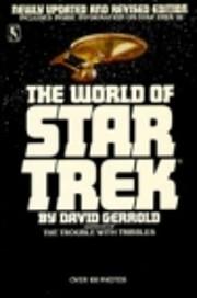 The World of Star Trek – tekijä: David…