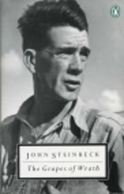 The grapes of wrath af John Steinbeck