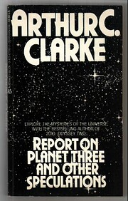 Report on Planet Three and Other…