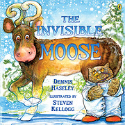 The Invisible Moose af Dennis Haseley