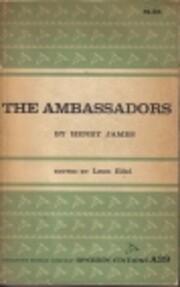 The Ambassadors av Henry James