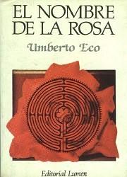 El nombre de la rosa af Umberto Eco