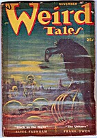 Weird Tales Volume 44 Number 7, November…