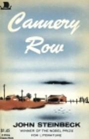 Cannery Row de John Steinbeck