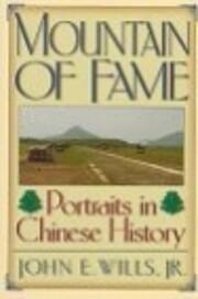 Mountain of Fame de John E., Wills Jr.