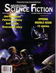 ABORIGINAL SCIENCE FICTION #41-42 MAGAZINE…