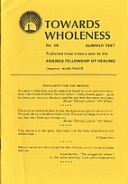 Towards wholeness, № 58, Summer 1987 by…