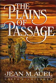 The Plains of Passage av Jean M. Auel