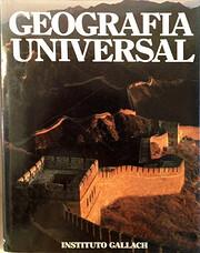 Geografía universal af Carlos Carreras…