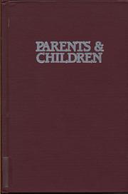 Parents & Children af Jay Kesler