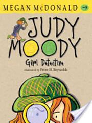 Judy Moody Girl Detective av Megan McDonald