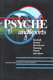 Psyche and sports de Murray Stein