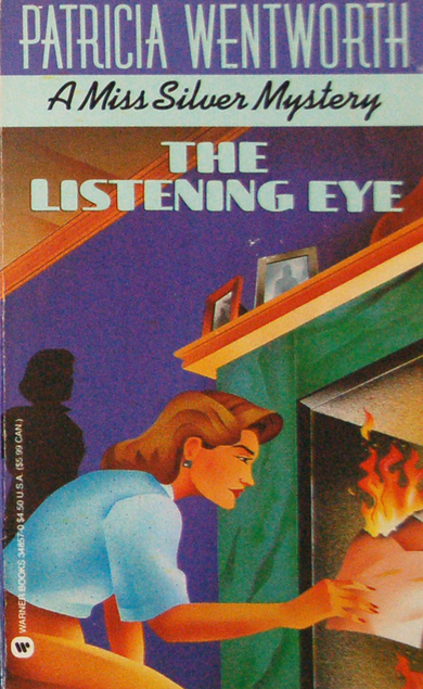 The Listening Eye cover