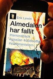 Almedalen har fallit de Erik Lewin