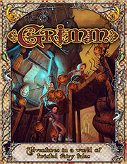Grimm: the Roleplaying Game de Fantasy…