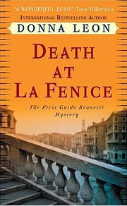 Death at La Fenice: A Commissario Guido…