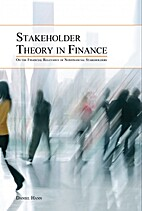 Stakeholder Theory in Finance: On the…