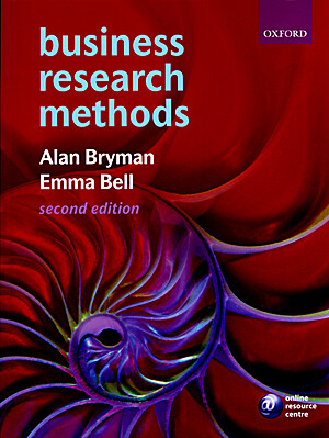 business research methods Detailed contents r research strategy: quantitative and qualitative 37 influences and politics on the conduct of business research 39 values 40.