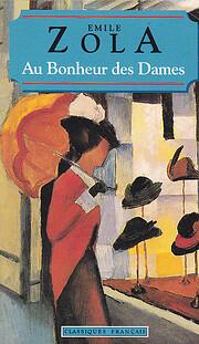 Au bonheur des dames – tekijä: Emile Zola
