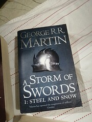 A Storm of Swords: Steel and Snow: Book 3…