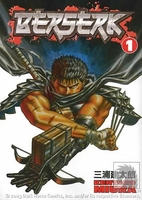 Berserk, Volume 1 by Kentaro Miura