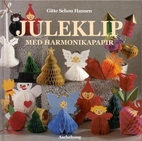 Juleklip med harmonikapapir by Gitte Schou…
