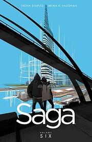 Saga Volume 6 de Brian K Vaughan