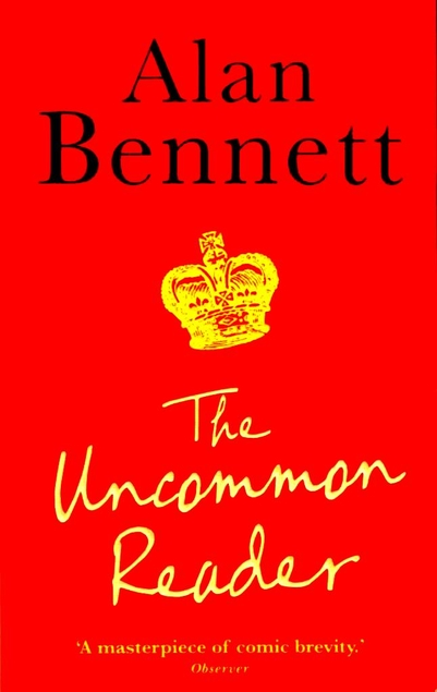 The Uncommon Reader cover