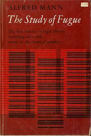 The Study of Fugue (Dover Books on Music) de…