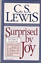 Surprised by Joy: The Shape of My Early Life…